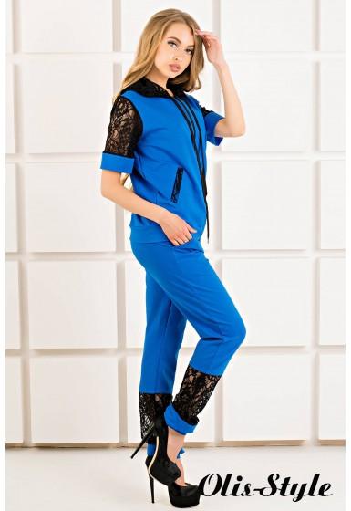 Спортивный костюм Рошаль (бирюза) Оптовая цена