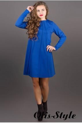 Платье Ситти (электрик) Оптовая цена