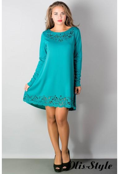Платье Лучия (бирюза) Оптовая Цена