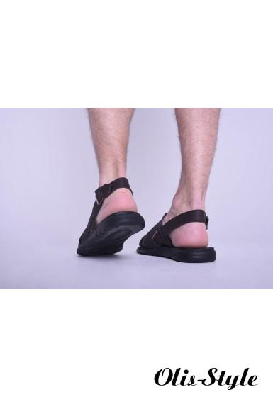 Мужские сандали 1148 (коричневый)