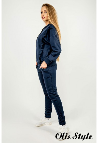 Спортивный костюм Донона (синий) Оптовая цена