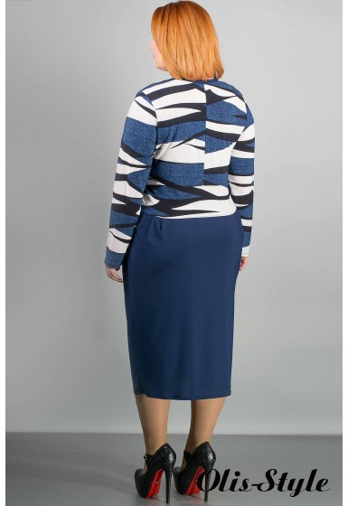 Платье Шерри (полоска) Оптовая цена