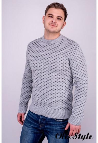 Мужской свитер Гамлет (серый) оптовая цена