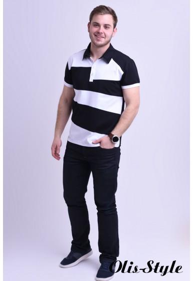 Мужская футболка Зидан (черный) оптовая цена