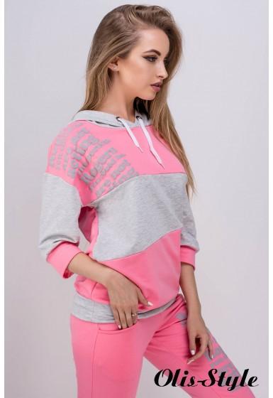 Спортивный костюм Вилари (розовый) Оптовая цена