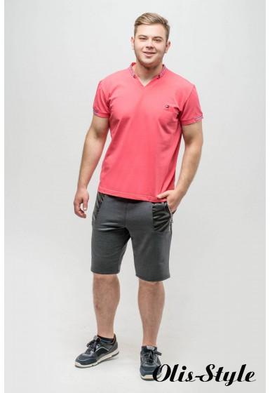 Мужская футболка Грэй (коралл)