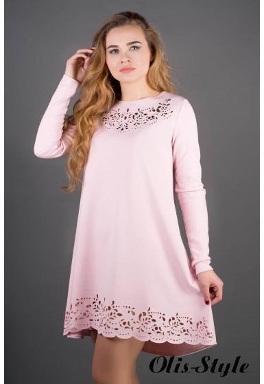 Платье Лучия (розовый) Оптовая Цена