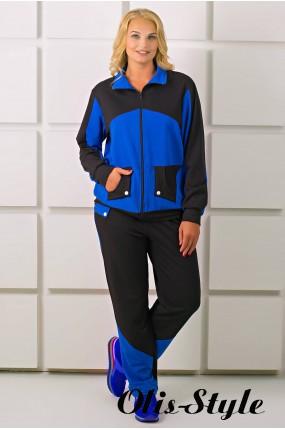 Спортивный костюм Бонита (электрик)   оптовая цена