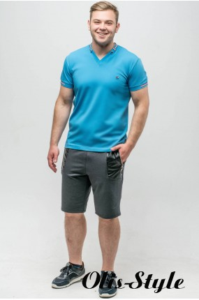 Мужские шорты Блэк (темно-серый) Оптовая Цена