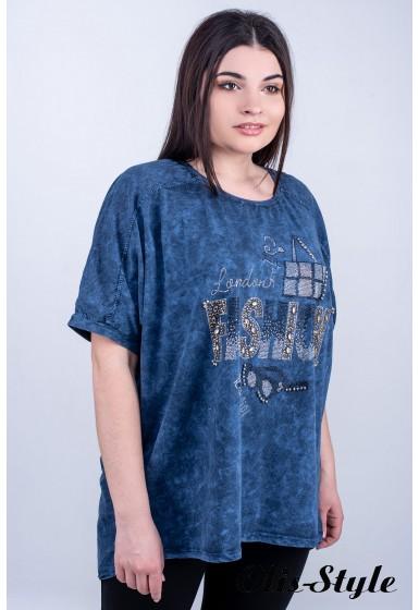 Туника Юлин (синий)
