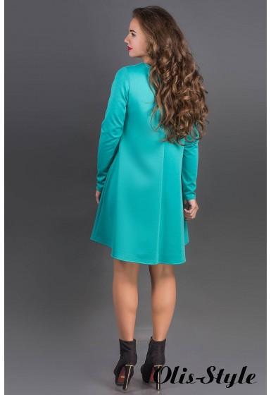 Платье Ситти (бирюза) Оптовая цена