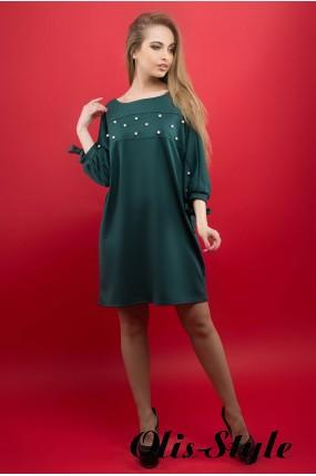 Платье Марис (зеленый) Оптовая цена