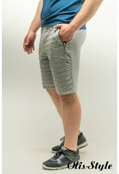 Мужские шорты Энджи (серый) Оптовая Цена
