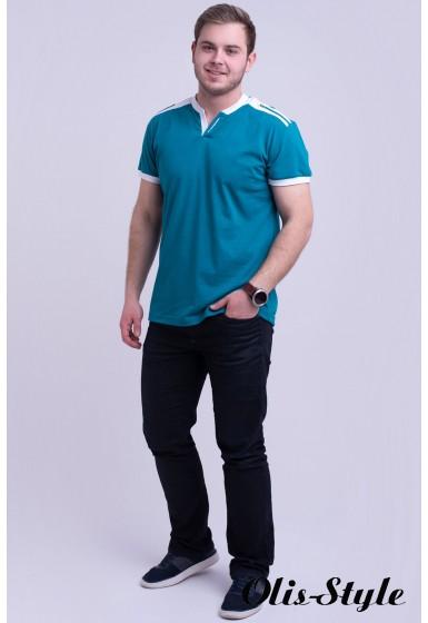 Мужская футболка Рональдо (морская волна) оптовая цена