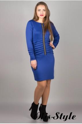 Платье Рио (электрик)     оптовая цена