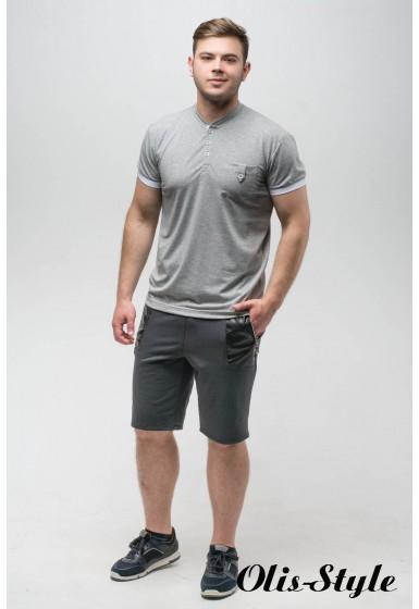 Мужская футболка Филипп (серый)