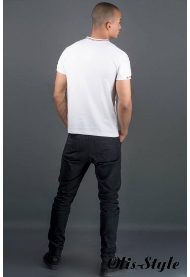 Мужская футболка Грэт (белый) оптовая цена