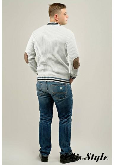 Мужской свитер Отто (светло-серый) оптовая цена