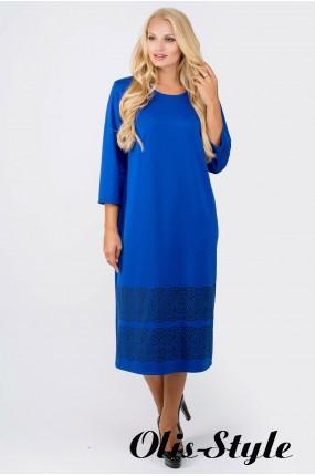 Платье Бейла (электрик) Оптовая цена