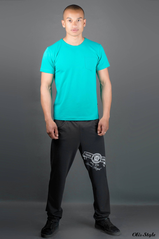 Мужские спортивные штаны Шерон (черный) Оптовая Цена