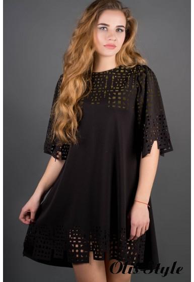Платье Айви (черный) Оптовая Цена