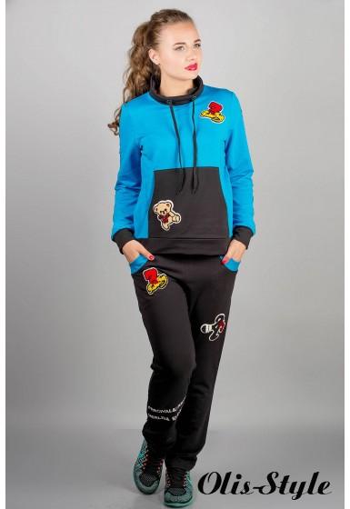 спортивный костюм Драйв (бирюза)   Оптовая Цена