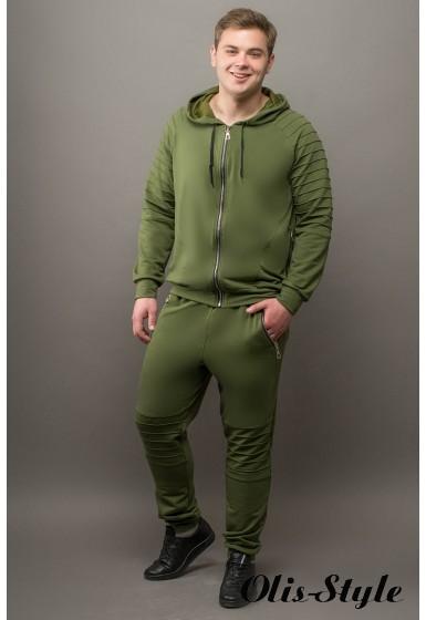 Мужской спортивный костюм Тимм (хаки) Оптовая Цена