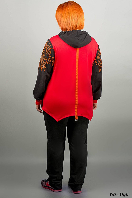 Спортивный костюм Эрика (красный) оптовая цена