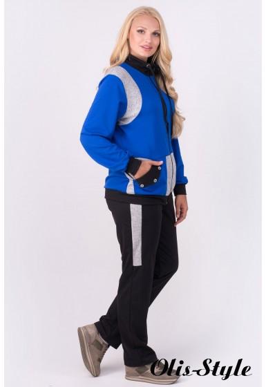 Спортивный костюм Касиди (электрик)   оптовая цена