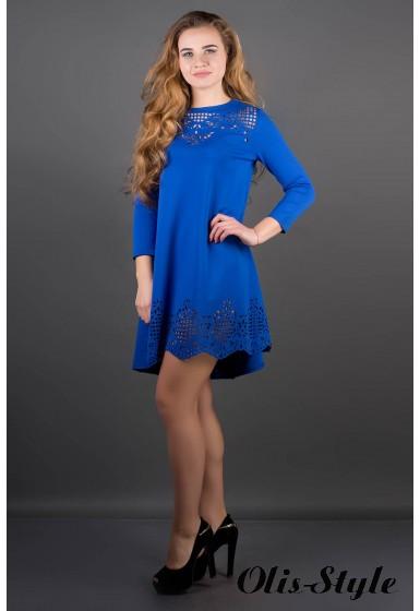 Платье Летисия (электрик) Оптовая Цена