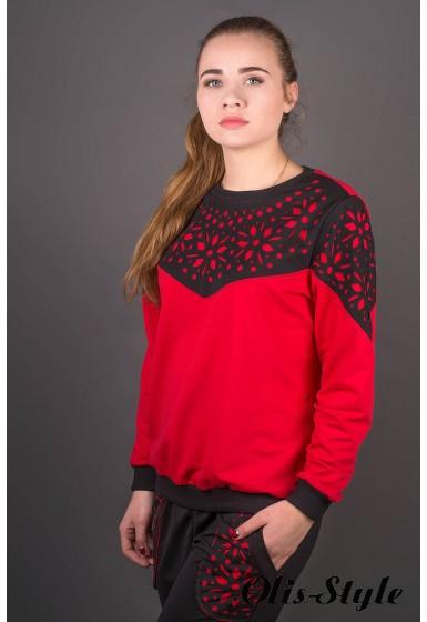 Спортивный костюм Аракси (красный) Оптовая цена