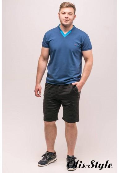 Мужские шорты Энджи (черный)