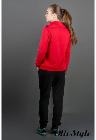 Спортивный костюм Перфект (красный) Оптовая цена