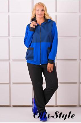 Спортивный костюм Лакри (электрик)   оптовая цена