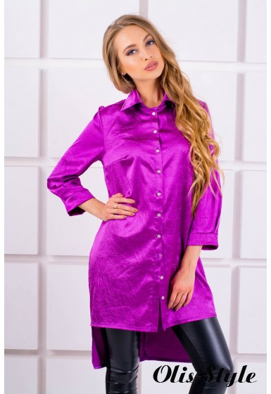 Рубашка Авива (малина) оптовая цена