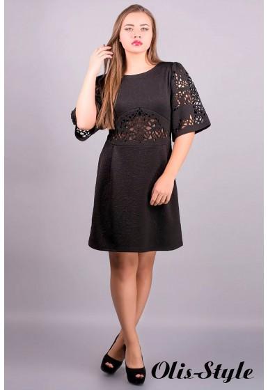 Платье Вивиана (черный) ОПТОВАЯ ЦЕНА