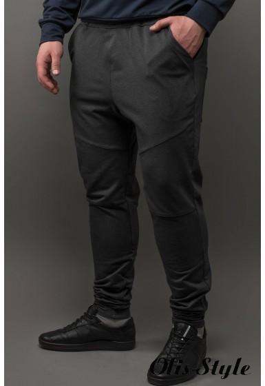 Мужские спортивные штаны Лотос (темно серый) Оптовая Цена