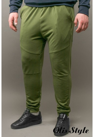 Мужские спортивные штаны Лотос (хаки) Оптовая Цена
