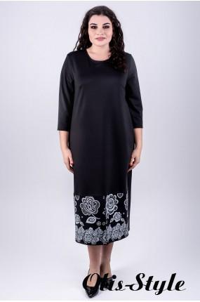 Платье Римма (черный)