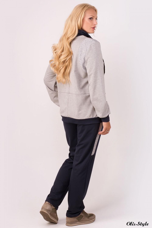 Спортивный костюм Касиди (серый) оптовая цена
