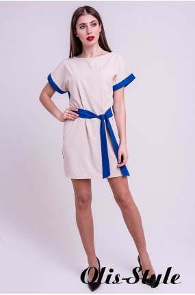 Платье Милинда (электрик) Оптовая цена