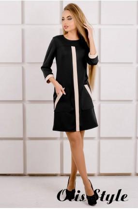 Платье Белинда (черный) Оптовая цена
