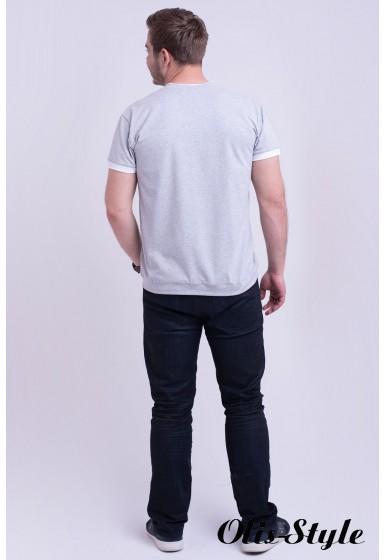 Мужская футболка Томи (серый) оптовая цена
