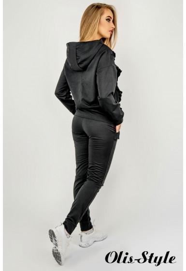 Спортивный костюм Донона (черный) Оптовая цена