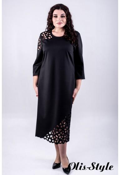 Платье Дорис (черный)