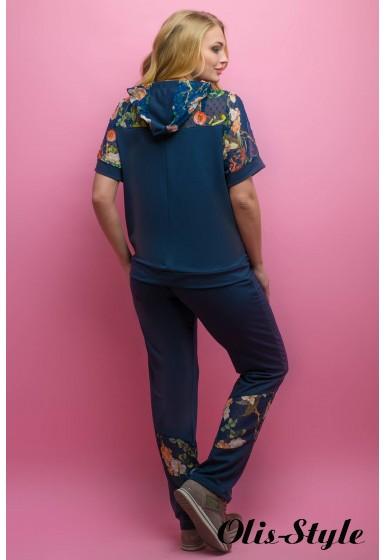 Спортивный костюм Амбрелла (синий)   оптовая цена