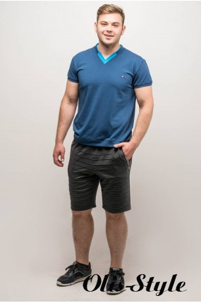 Мужские шорты Энджи (темно-серый) Оптовая Цена