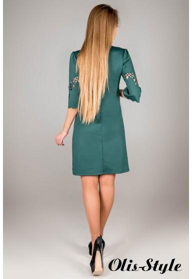 Платье Диколь (зеленый) Оптовая цена