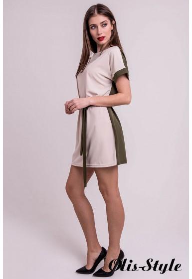 Платье Милинда (хаки) Оптовая цена