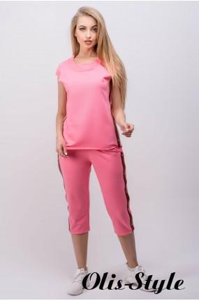 Спортивный костюм Лайза (розовый) Оптовая цена